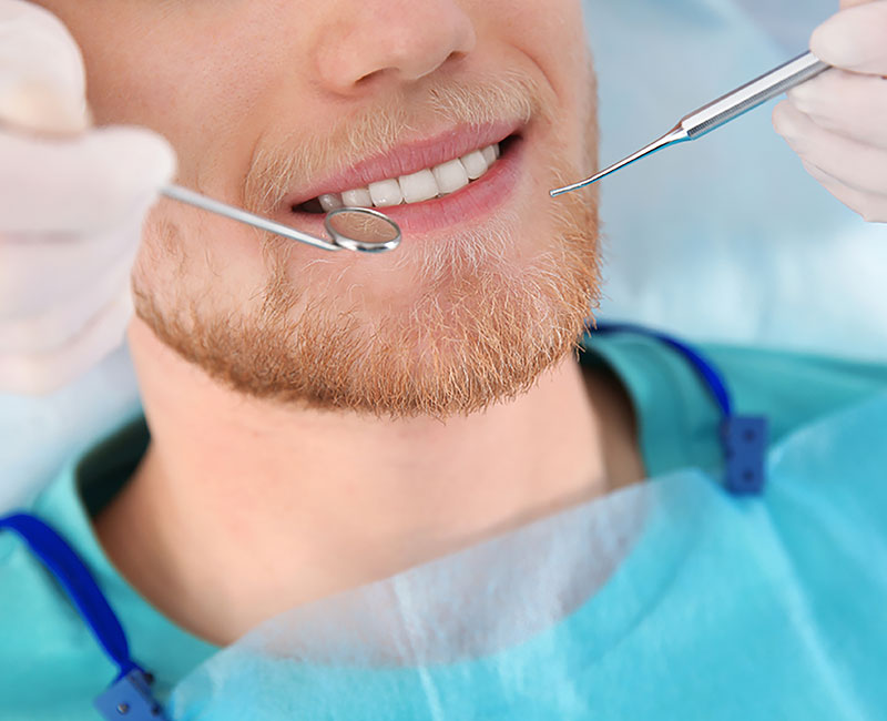 tooth coloured fillings in okotoks